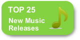 Top 25 New Music Releases